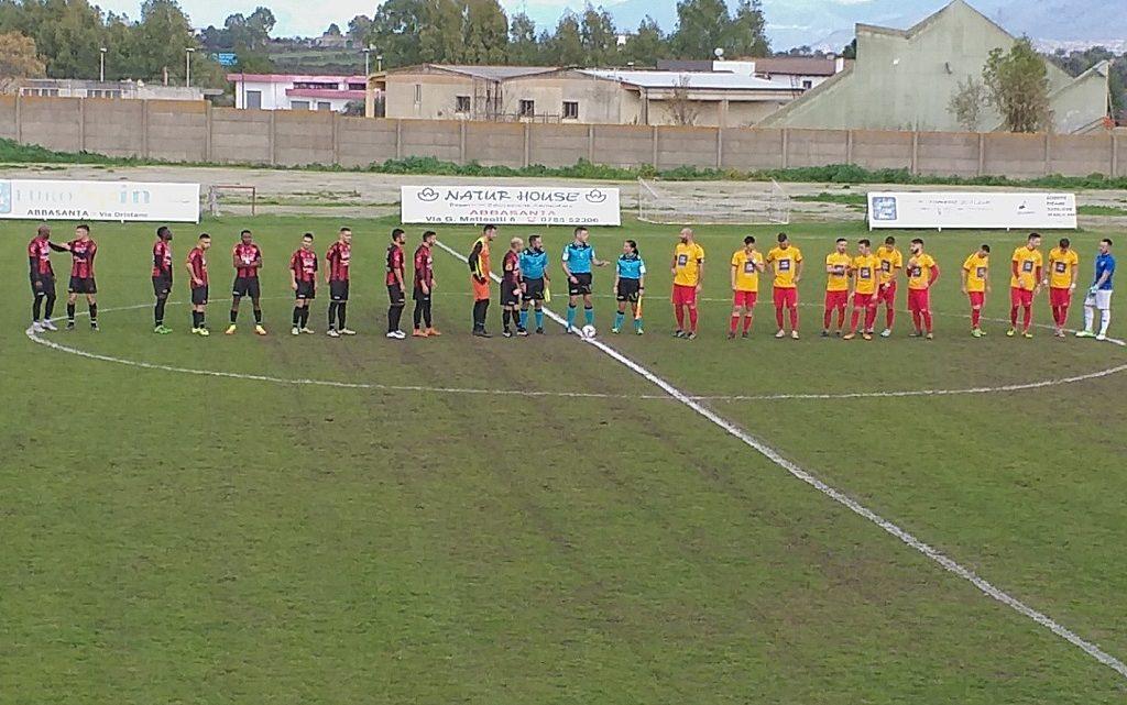 Calcio Eccellenza. Un punto per parte a reti bianche fra Ghilarza e Tonara