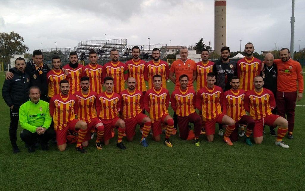 Calcio 2A categoria F. In attesa del match clou con  San Marco, il Macomer vince ad Aidomaggiore