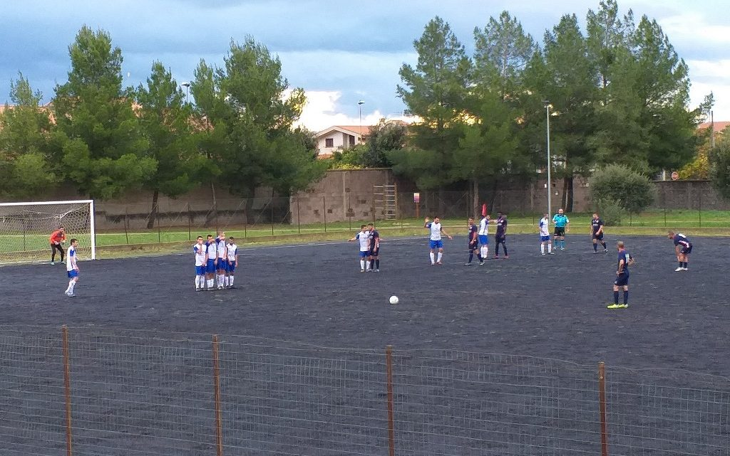 Il lunedì della 2A Categoria F. Al Norbello il derby del Guilcier con il Tadasuni