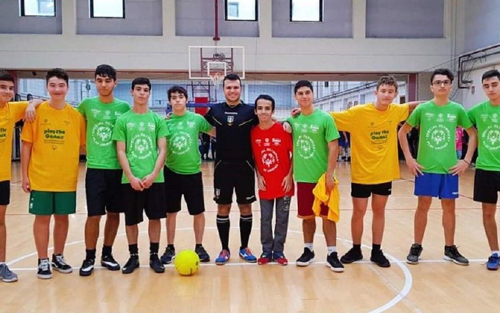 """Grande successo per la giornata """"Special Olympics"""" a Oristano"""