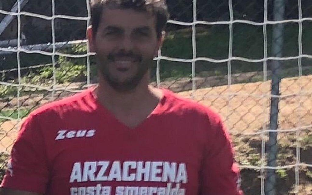 Calcio 1A categoria B. Anche il preparatore dei portieri Adriano Bachis nello staff tecnico della Tharros