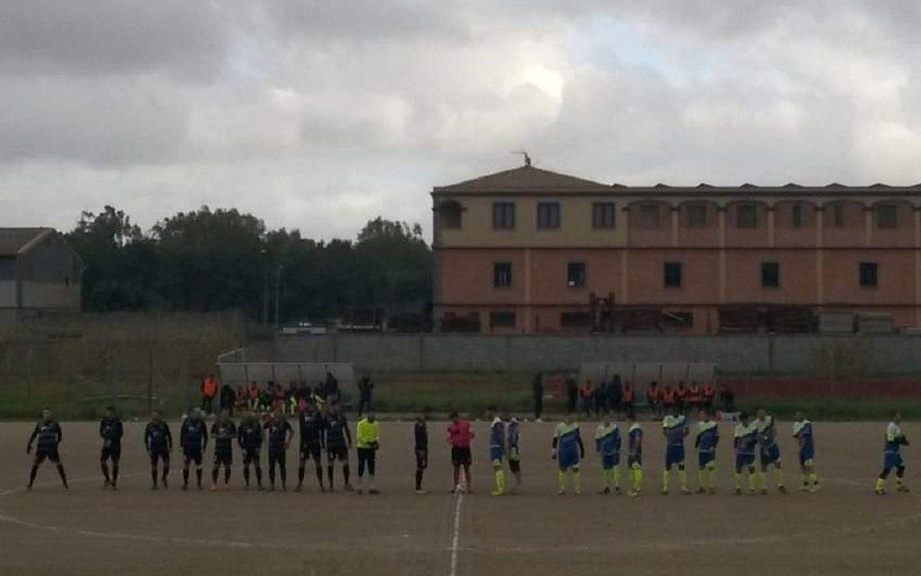Calcio 2A categoria F. Atletico San Marco Cabras ancora in testa dopo la vittoria a Nurachi