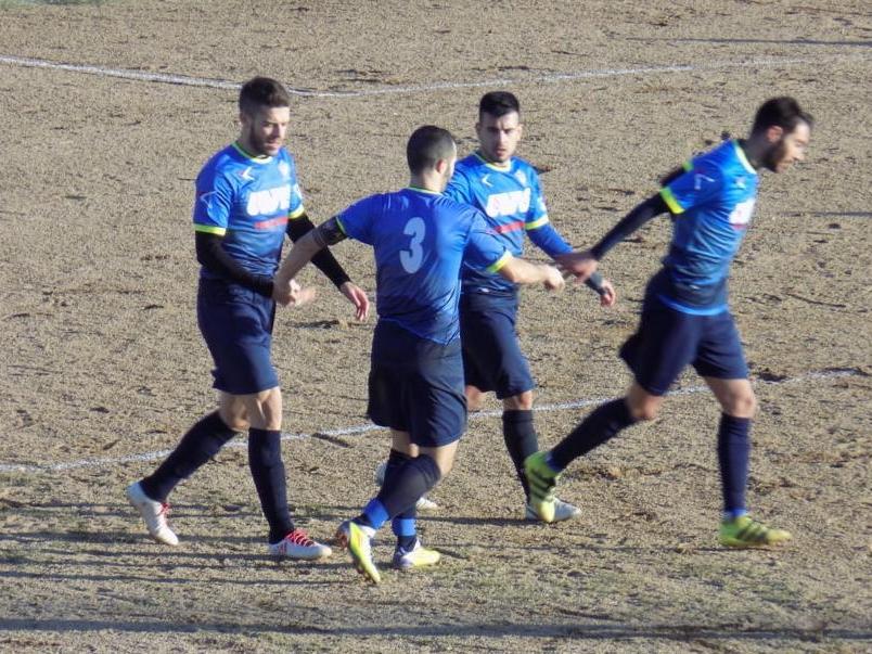 Video notizia calcio 1A Categoria C. Paulese forza sei a Bultei