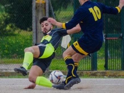 """Calcio 2A categoria F. La """"schedina"""" di Marco Sanna, centrale difensivo del Nurachi"""