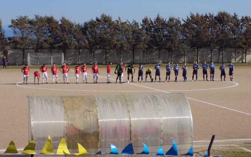 Calcio 1A categoria C. Cadoni illude l'Abbasanta raggiunta dalla Paulese nel finale