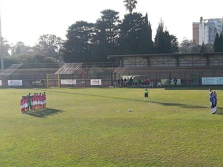 Calcio 1a categoria B. Tharros -Oristanese termina a reti inviolate