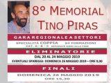 """Bocce. Domenica 26 maggio a Ghilarza la fase finale del 8° """"Memorial Tino Piras"""""""