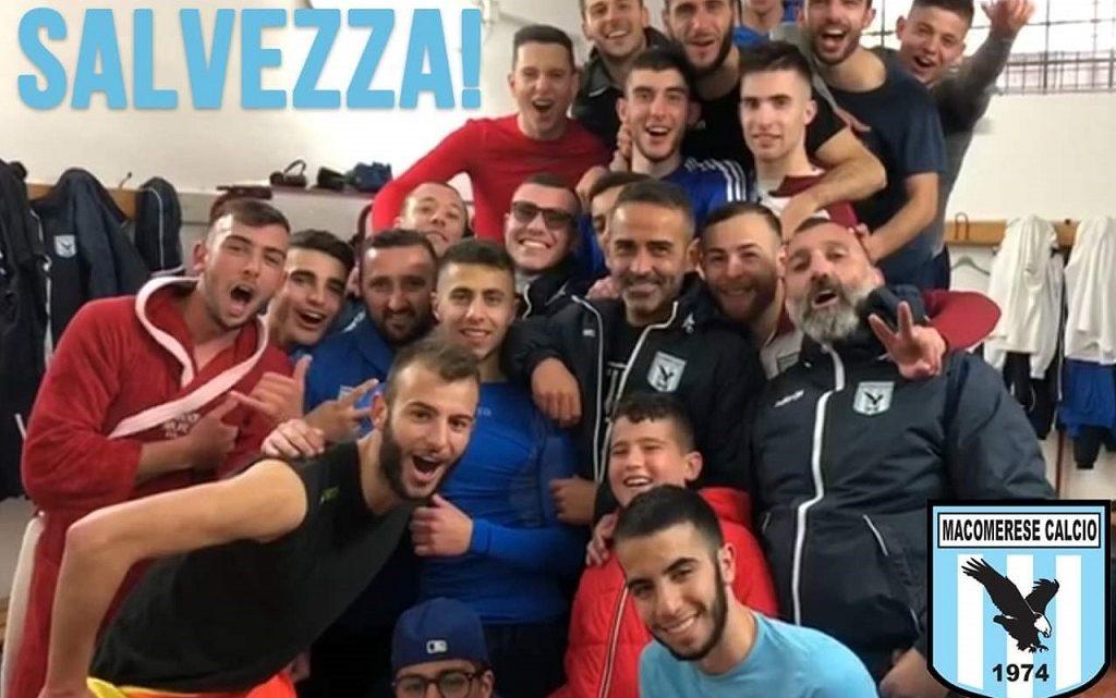 Foto notizia calcio Promozione B. Verdetti finali: Macomerese salva, Borore mesto ritorno in Prima