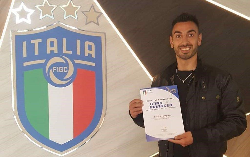 Calcio Serie D. Importante incarico per il Team Manager Stefano D'Apice che saluta Castiadas e si accorda con il Lanusei