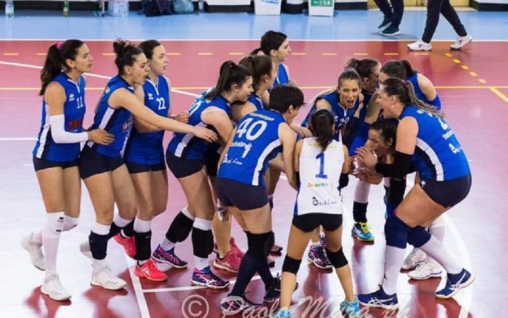 Playoff Volley femminile C. Passo avanti del Ghilarza nella corsa playoff verso la B2
