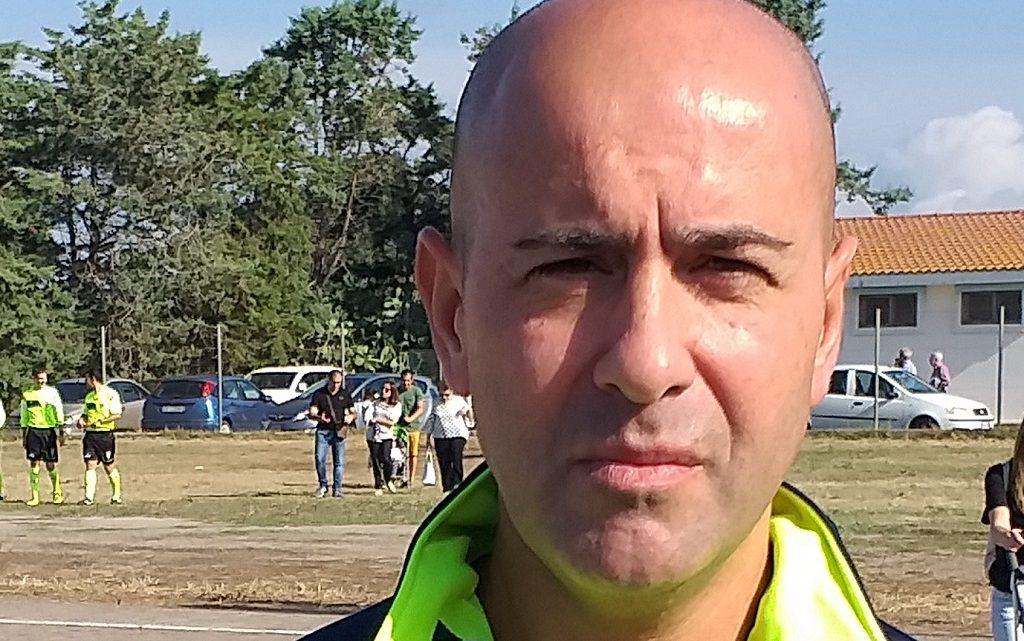 """Calcio 1A categoria B. Andrea Contini ne è convinto: """" Il Santa Giusta potrà fare un buon campionato"""""""