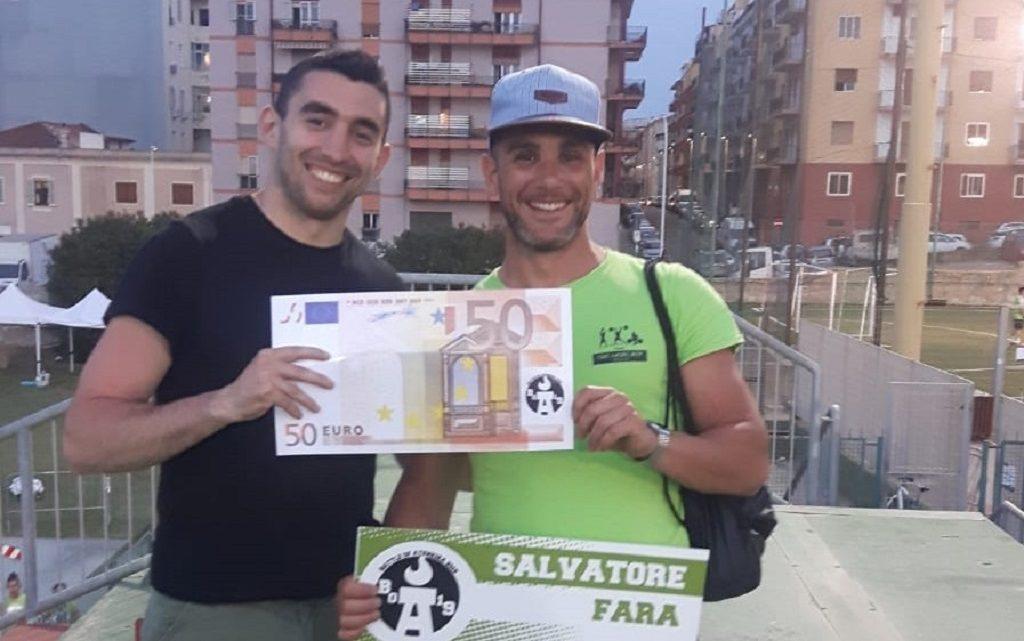 """Crossifit. Salvatore Fara della """"One More Rep"""" di Macomer trionfa a Cagliari"""