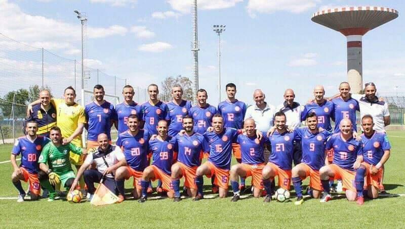 Calcio Over 35. Il Ghilarza in finale con il CR Arboreadopo la vittoria con il Santa Giusta
