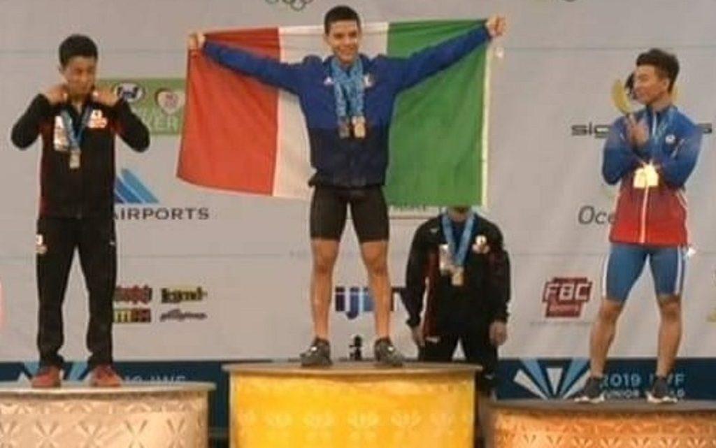 """PESISTICA/ il """"solito"""" Sergio Massidda si riconferma campione italiano ai tricolori di Ostia"""