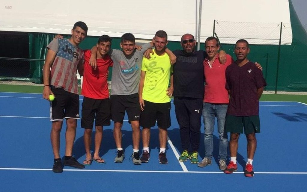 Il Tennis Club Ghilarza promosso in D1!