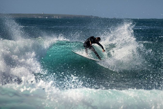 Il 5 e 6 ottobre la grande festa del surfa Capo Mannu
