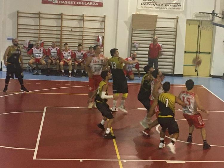 Basket Promozione. Il Ghilarza si mangia…Sos Aranzos di Olbia per 61 – 49