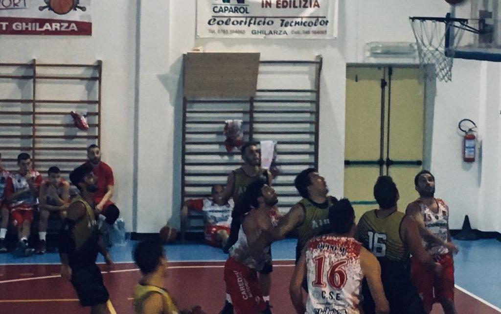 Tutti i nomi del progetto Basket Ghilarza 2019 – 20, Promozione e MSP