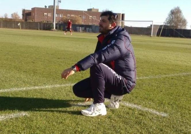 """Calcio 2A Categoria E. Mister Chicco Guai """"A Nurachi per vincere una nuova scommessa"""""""