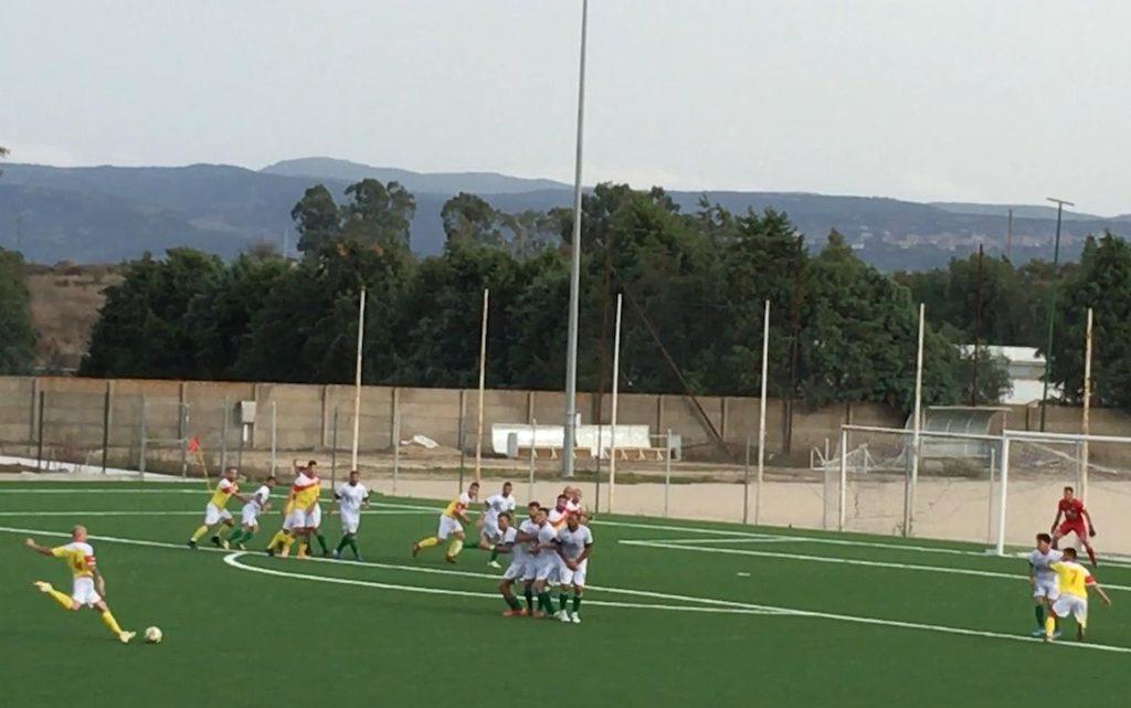 A Ghilarza in Coppa brinda la Nuorese che passa per 0 – 2