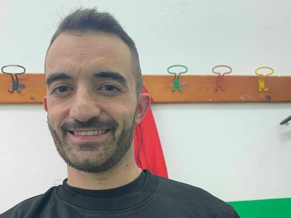 Il tecnico di Macomer Manuel Moro vice allenatore del Lanusei in serie D