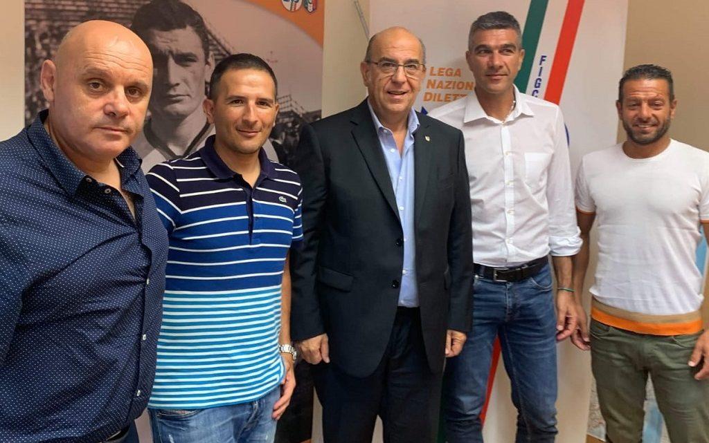 Calcio FIGC. Andrea Pia alla guida della rappresentativa Juniores. Costella e Lai confermati con Giovanissimi e Allievi