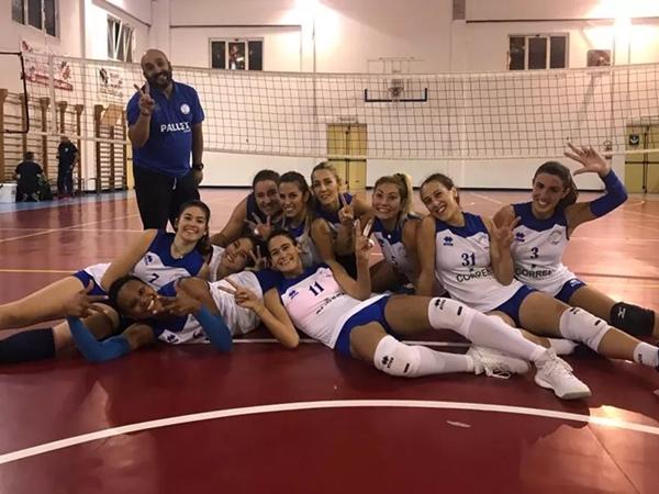 Volley C femminile. Ottimo esordio casalingo del Ghilarza che supera la Gymland per 3-0