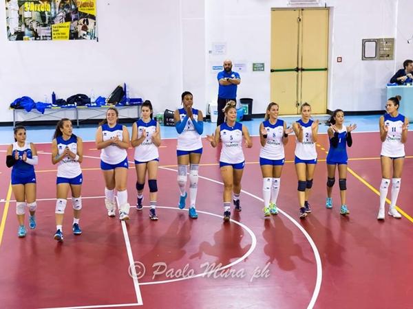 Volley C femminile. Tie break decisivo per seconda vittoria del Ghilarza contro il Sanluri