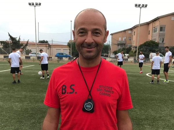 """Calcio 1A Categoria B. Mister Bobo Sau:"""" Ho fiducia nella ripresa della mia San Marco"""""""