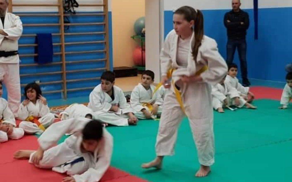 Judo. Bel 2° posto per la ghilarzese Dalila Atzeni ai campionati regionali cadetti di Isili