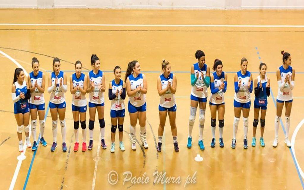 Pallavolo femminile. Alti e bassi per le formazioni del Gsd Volley Ghilarza