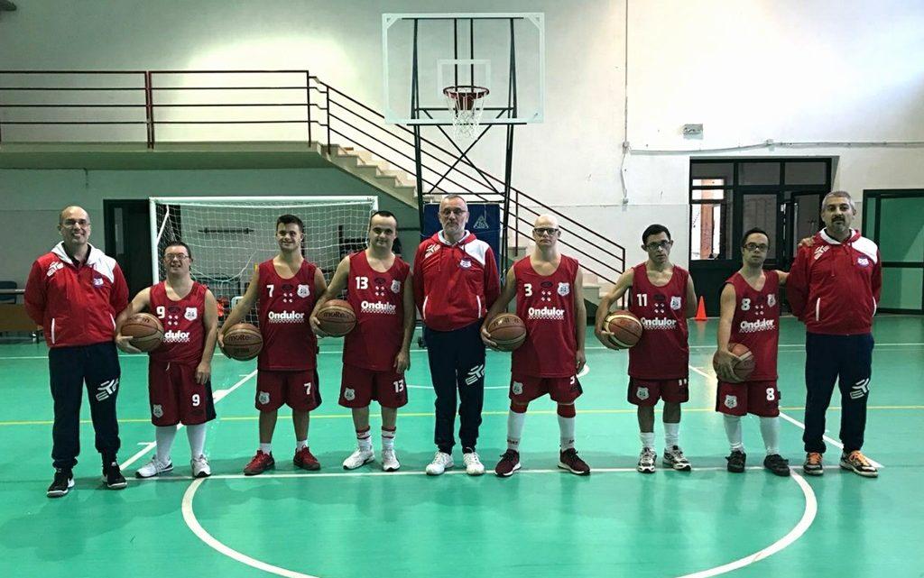 Basket. L'Atletico Oristano AIPD in campo per il titolo di Campione d'Italia
