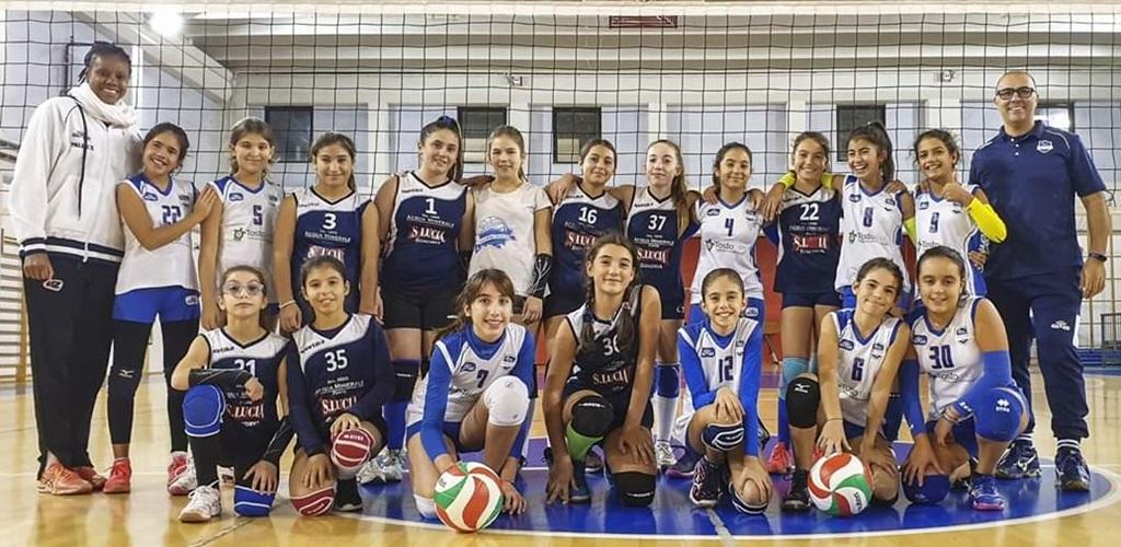 Volley Under 13. Piccole pallavoliste crescono grazie alla sinergia fra Ariete Oristano e Ghilarza