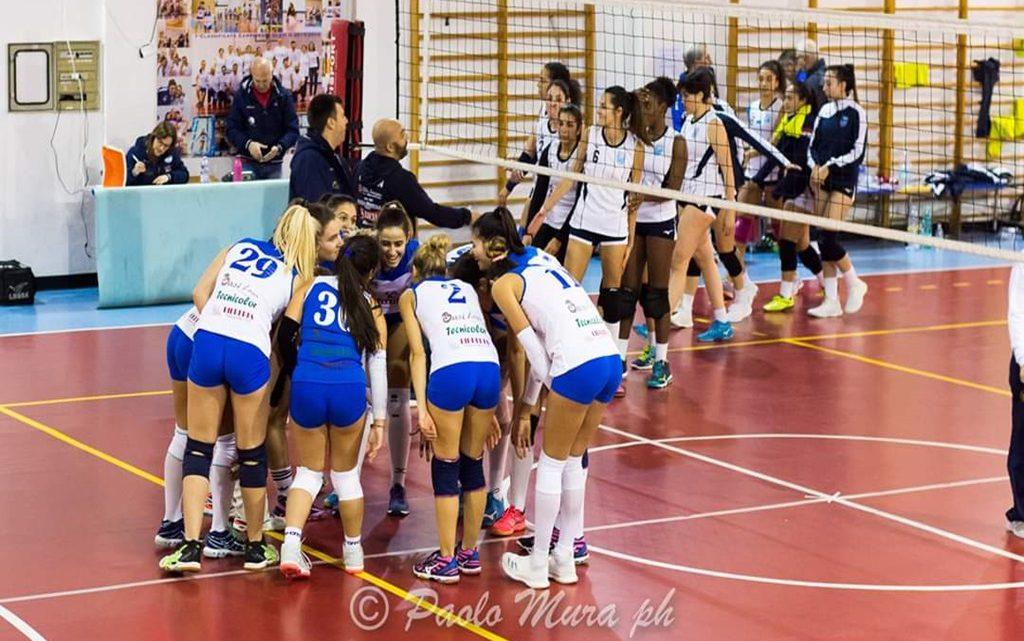 Volley C Femminile. Il Ghilarza supera la Silvio Pellico e vola al 4° posto