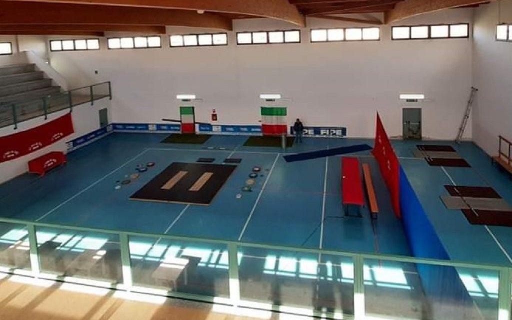 Ad Abbasanta i campionati italiani juniores di Sollevamento Pesi