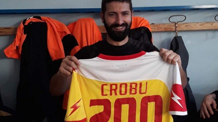 I protagonisti del calcio sardo. Paolo Crobu 200 gol in 13 anni a Sedilo