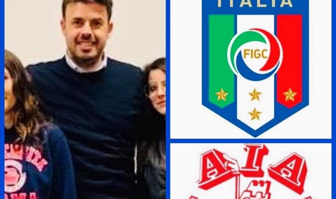 AIA SARDEGNA/L' oristanese Marcello Angiuoni confermato alla guida degli arbitri di calcio