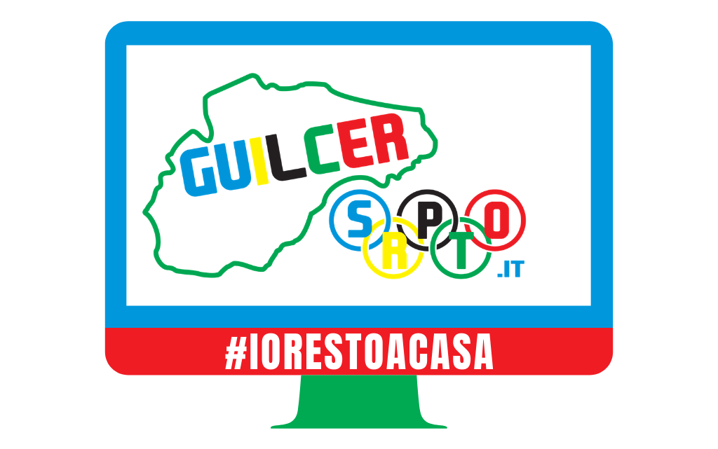 #iorestoacasa GuilcerSport.it