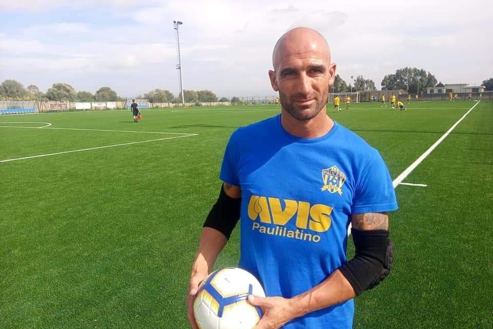 Calcio Promozione. Il record di Sandro Sanna: con la Paulese terzo salto di categoria in carriera
