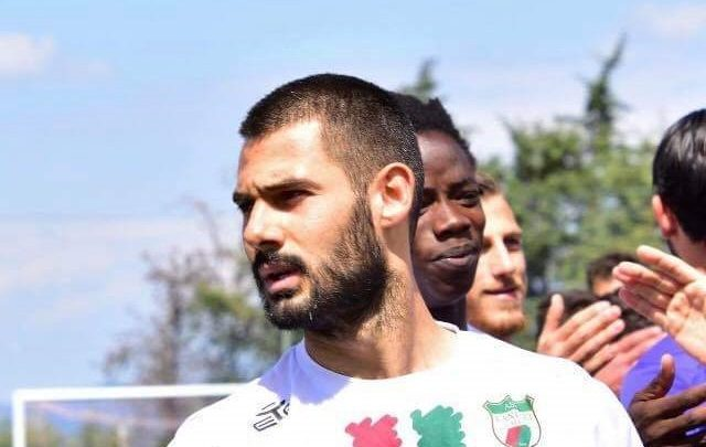Calcio serie D. Il difensore di BororeFederico Bonu torna a Lanusei