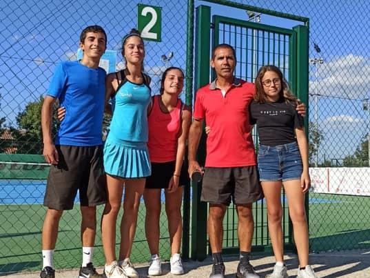 TENNIS/ La formazione femminile Under 14 del TC Ghilarza Campione Regionale di categoria