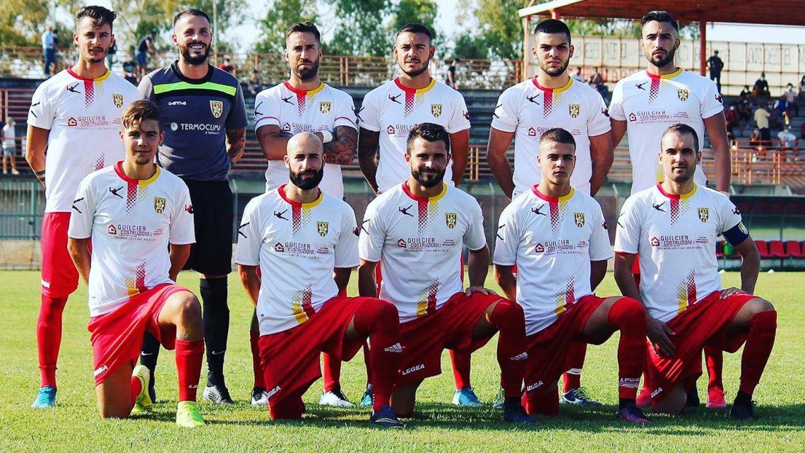 IL NUOVO GHILARZA PIACE/All'esordio in Coppa Eccellenza i giallorossi vincono in trasferta e acquistano autostimaper il match di ritorno