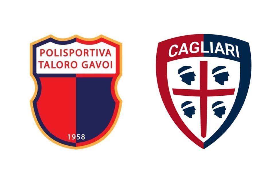 """CALCIO GIOVANILE/Il Taloro Gavoi entra a far parte del progetto """"Cagliari football Accademy"""""""