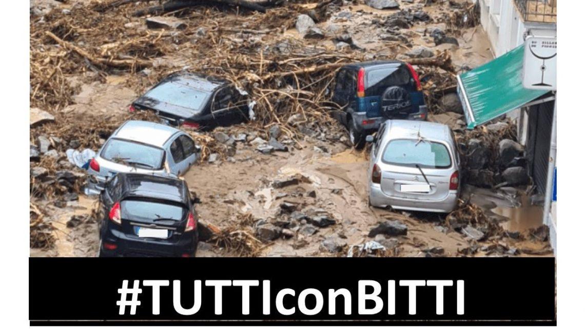 TUTTI CON BITTI / Le istruzioni per gli sportivi che volessero fare una donazione al Comune colpito dalla alluvione