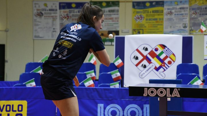 """Un successo l'inedita edizione n. 11 del Trofeo Internazionale di Tennistavolo """"Città di Norbello"""""""