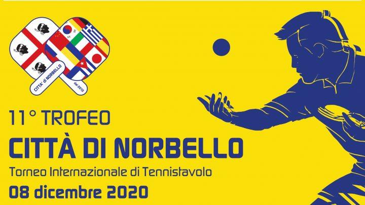 In versione inedita l'11° Trofeo Internazionale Città di Norbello 2020