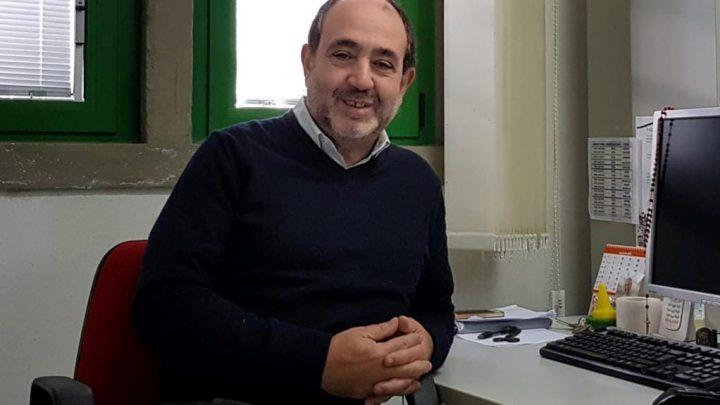 Giorgio Fresu alla guida dei tecnici di calcio della provincia di Nuoro