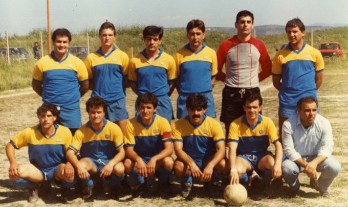 POLVERE DI STELLE/ 35 anni fa gran torneo della matricola Paulese in Prima Categoria con bomber Marcis autore di 19 gol