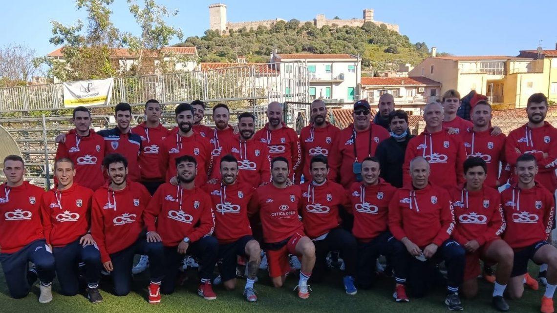 """CALCIO ECCELENZA/ Al via il """"mini"""" campionato a otto squadre blindato per il Covid e senza pubblico"""