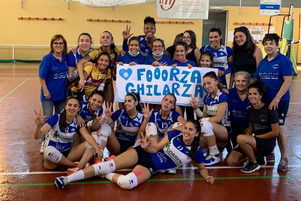 PALLAVOLO C FEMMINILE/ Grande gioia per la vittoria del campionato, ma ora il Ghilarza pensa già ai play off che iniziano sabato 3 luglio a Quartu